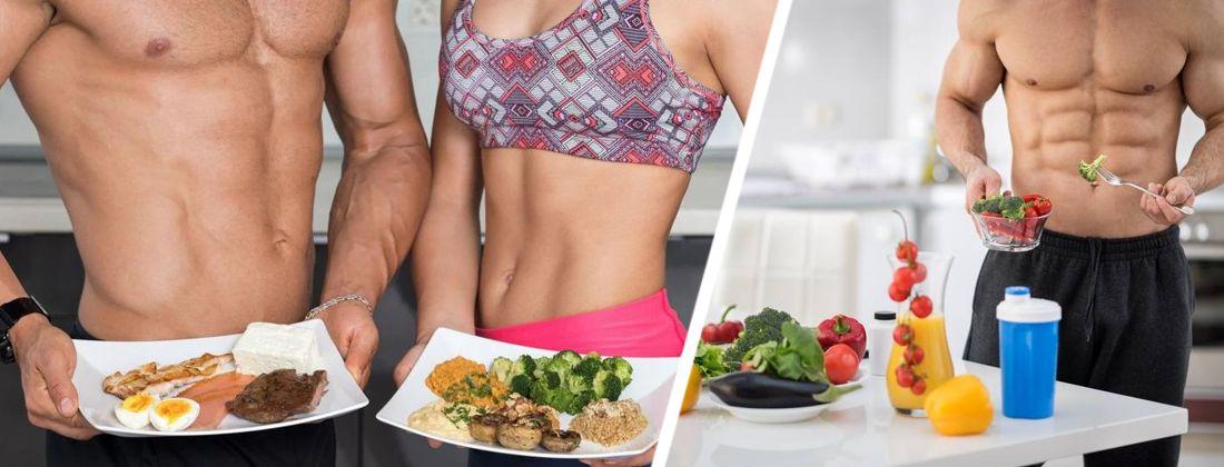 ЗОЖ-диета для похудения мужчин